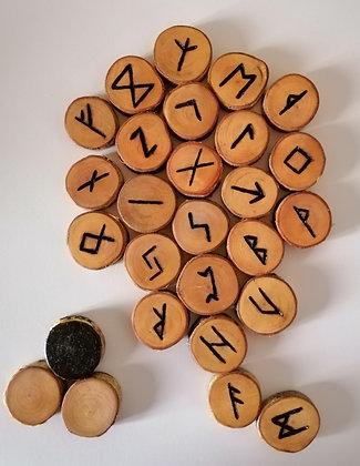 Set di rune betulle 2