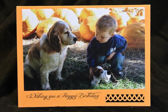 BWS - Birthday - Puppy Love