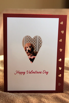 Happy Valentines Day Carmella in Heart