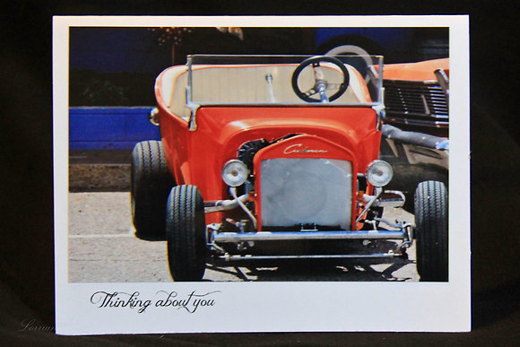 BWS - Thinking of You - Red Hot Rod