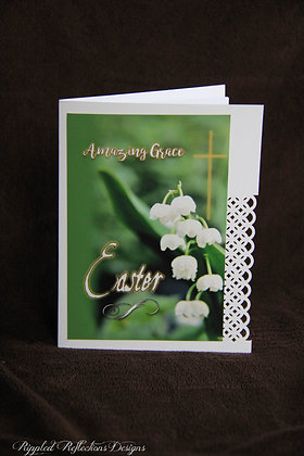 Easter Amazing Grace-Lily of the Valley
