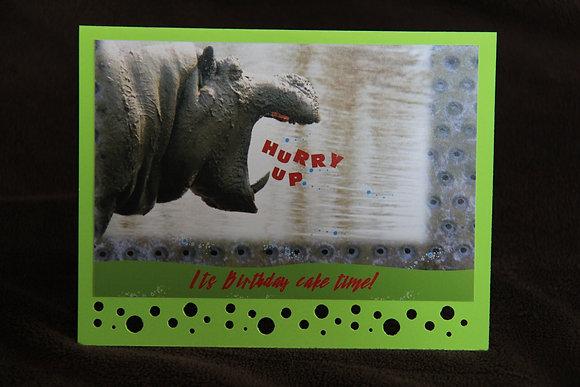 CBday - Hungry Hippo