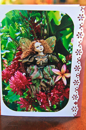 Fariy Garden Card - Hawaii