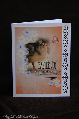 Easter - Blessing Chick