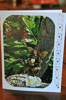 Fairy Garden Card - Hawaii