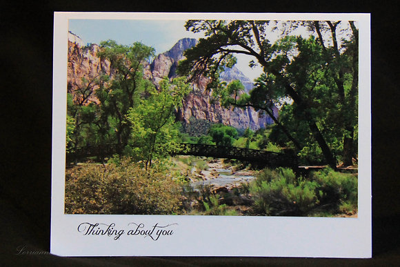 BWS - Thinking of You - Bridge in Zion