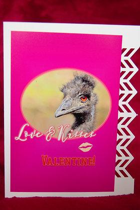 Funky Bird - Valentines