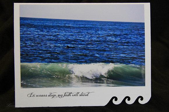 BWS - Scripture - In Oceans Deep - Big Green Wave