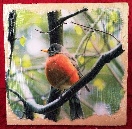 Gift Item Tile - Robin