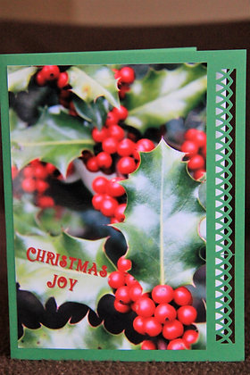 Christmas Holly Berries