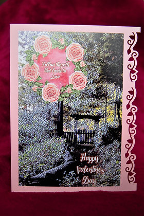 Follow Love's Path - Valentines