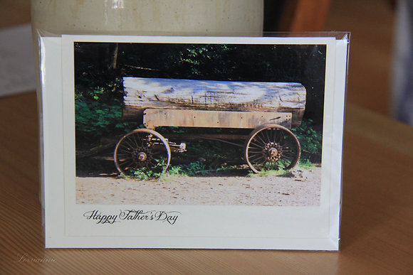 Father's Day - Logging Times