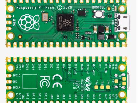 Yeni bir Mikroişlemci: Raspberry Pi Pico