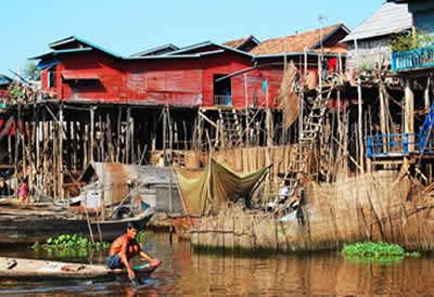 Lac Tonle Sap