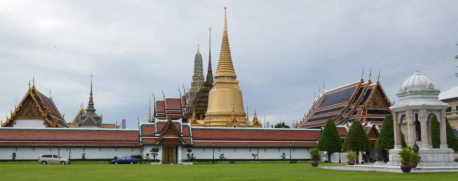 Grand Palais à Bangkok