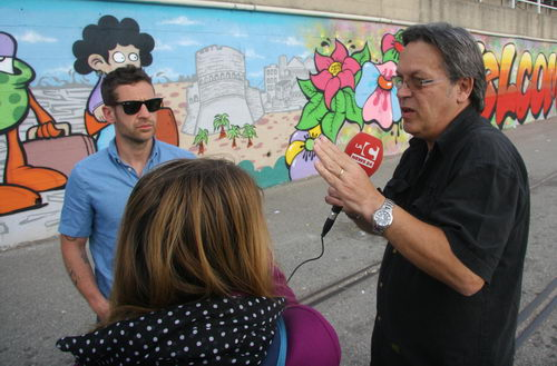 Street Art à Reggio