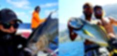 Pêche Sportive au Cap-Vert
