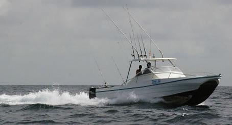 Pêche sportive à Saly