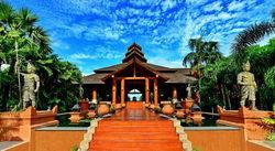 Aureum Palace ***** Bagan
