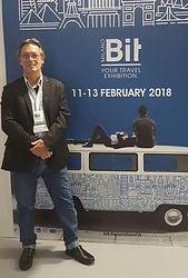 BIT 2018 Milan, Italie