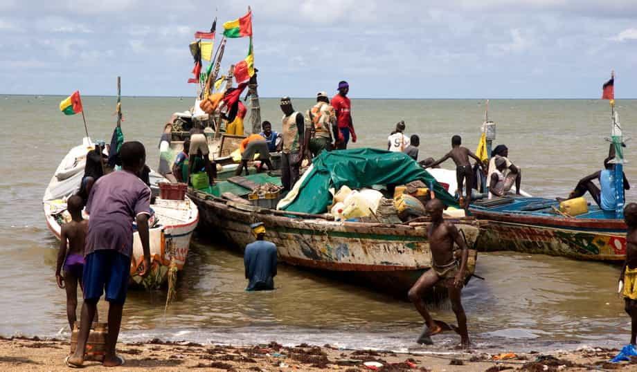 Séjour Quad au Sénégal