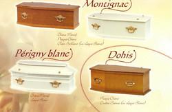 Cercueils musulmans pour enfants
