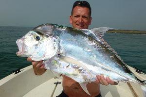 Pêche au Bob Fishing Club Bijagos