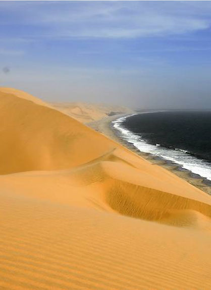 Circuits et safaris en Namibie