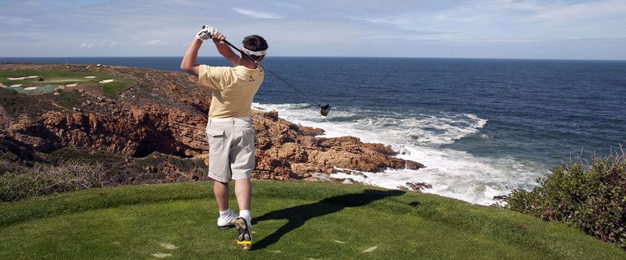 Parcours de golf de Pinnacle Point (Mossel Bay)