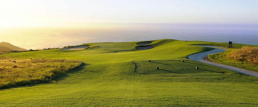 Parcours de golf d'Oubaai, Afrique du Sud