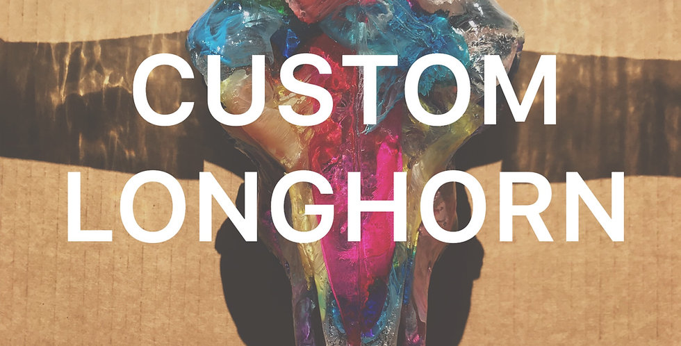Custom Longhorn