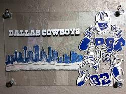 Dallas Cowboys Painting