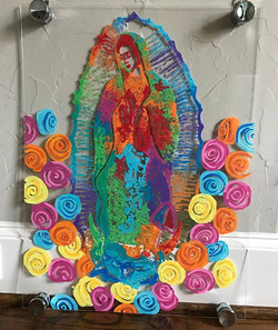 The Virgin Mary Painting
