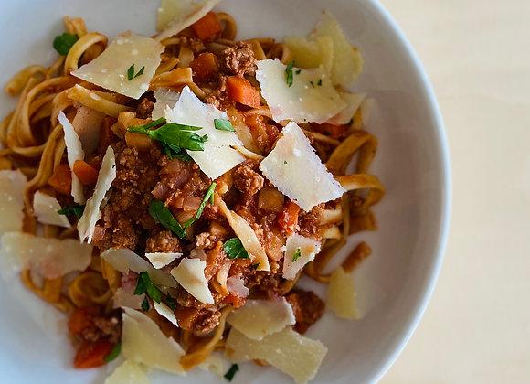 Pastasauce Bolognese (600g/2Port.)