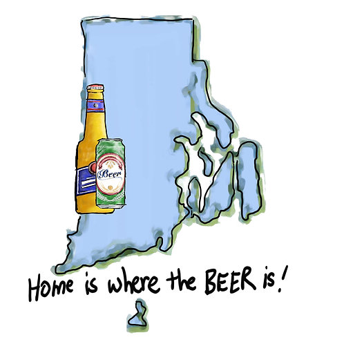 Home is Where the Beer Is - Rhode Island