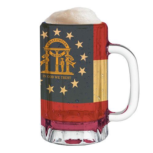 State Flag Mug Tee - Georgia