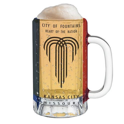 City Flag Mug -Kansas City