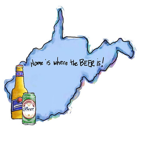 Home is Where the Beer Is - West Virginia