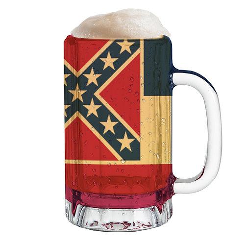 State Flag Mug Tee - Mississippi