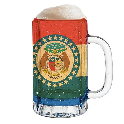 State Flag Mug Tee - Missouri