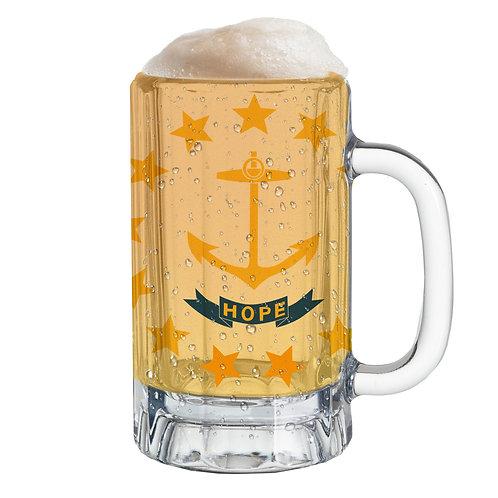 State Flag Mug Tee - Rhode Island