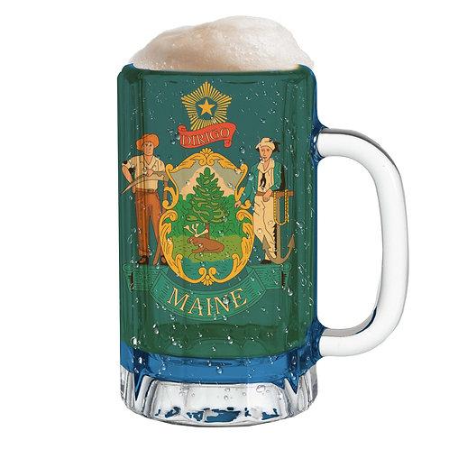 State Flag Mug Tee - Maine