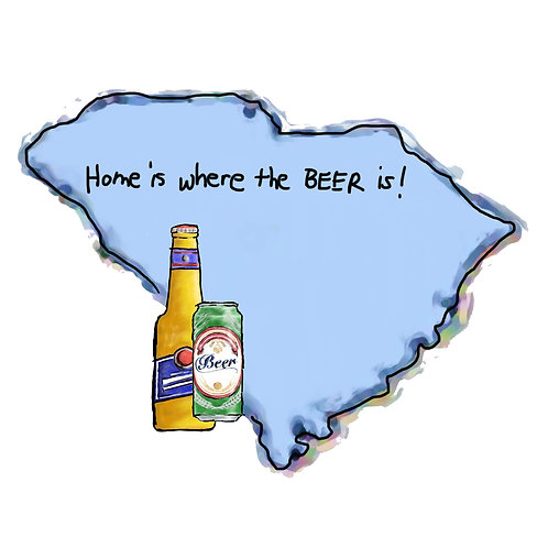 Home is Where the Beer Is - South Carolina