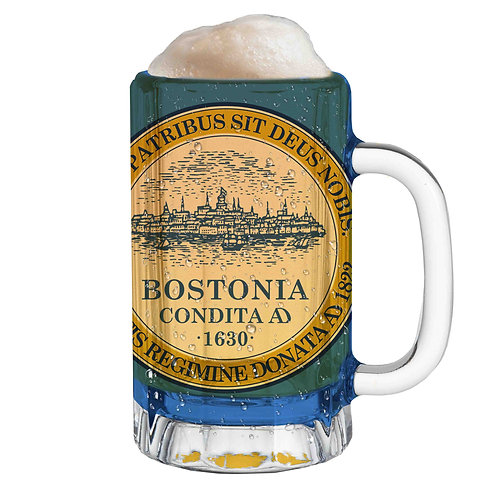 City Flag Mug -Boston