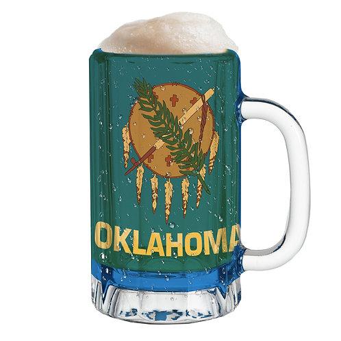 State Flag Mug Tee - Oklahoma