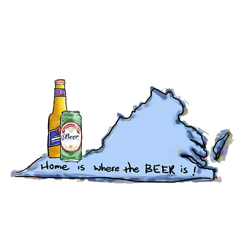 Home is Where the Beer Is - Virginia