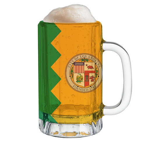 City Flag Mug -Los Angeles