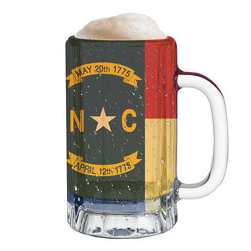 State Flag Mug Tee - North Carolina