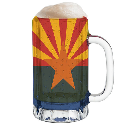 State Flag Mug Tee - Arizona