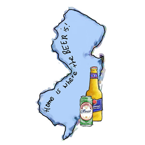 Home is Where the Beer Is - New Jersey